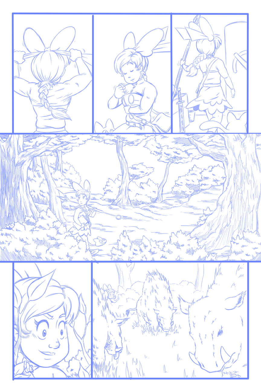 Page by Marvelousboy