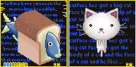 BREADFISH AND CATFACE PORTS by Haydie
