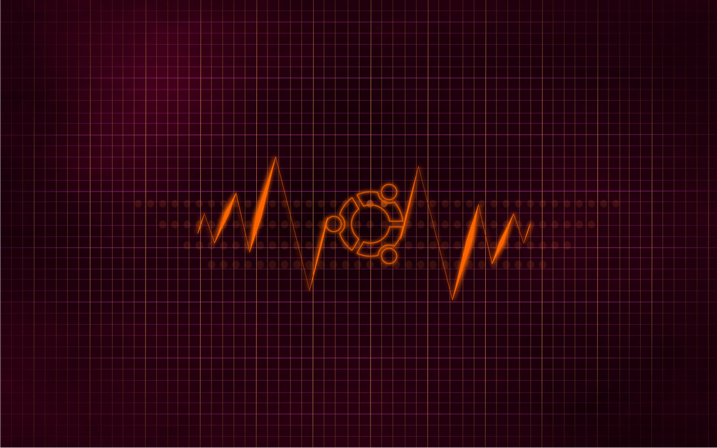 Inkscape fun - Ubuntu by Golden-Ribbon