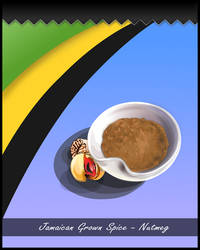 Spice  Nutmeg by Golden-Ribbon
