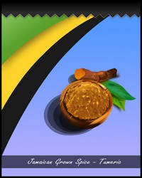 Spice  Tumeric by Golden-Ribbon