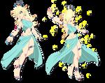 Rosalina - Space Princess by MountainSmithy