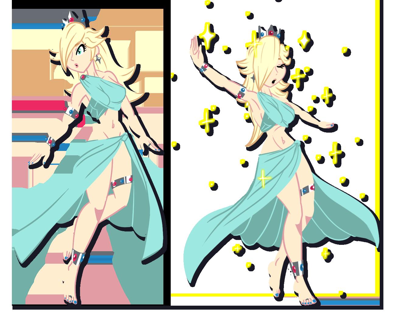 Rosalina - Space Princess