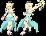 Rosalina - Space Princess 2 by MountainSmithy