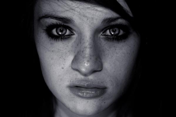 Dark Portraiture by RachelRibcage on DeviantArt