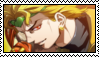 Dio Brando Fan Stamp by Eckilsax