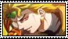 Dio Brando Fan Stamp by Eckilsax