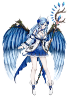 Yuechia [Commission for Yuechii!] by Cryptic-Mystic