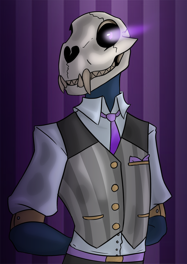 Mr. Grin by CopperSpy
