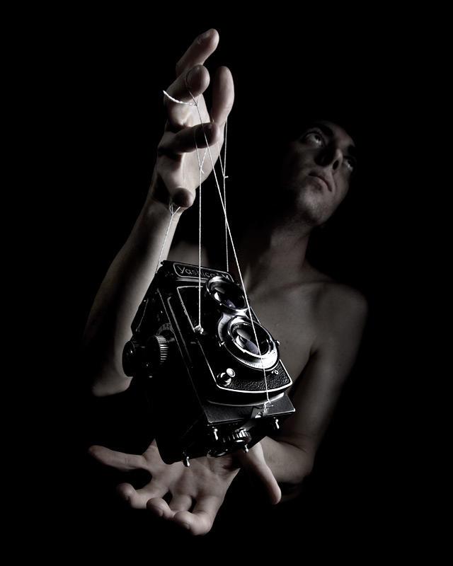 illusion of control by mechanizedeye