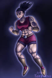 Kale's transformation (commission) by Teira-Nova