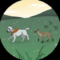 [RoD] Arlo- Follow the Leader by desertfloraa