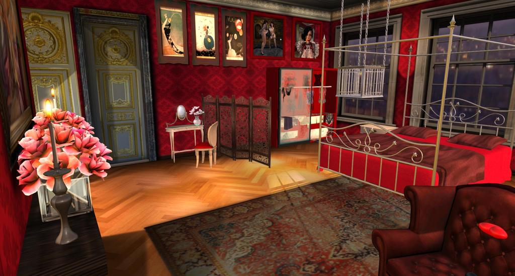 Maison Sybille (2) by DiomitaMaurer