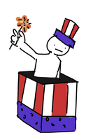 happy 'merica day by JammNt