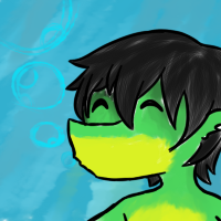 Aaron icon by Bradley-The-Blue-Fox