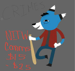 NITW Portrait Comms (OPEN for Quote)