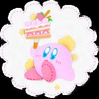 Kirby's Shortcake by AssassinKnight-47
