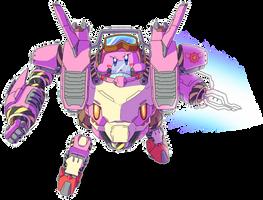 Gundam no Kaabi by AssassinKnight-47