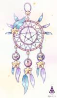 Star Dream Catcher