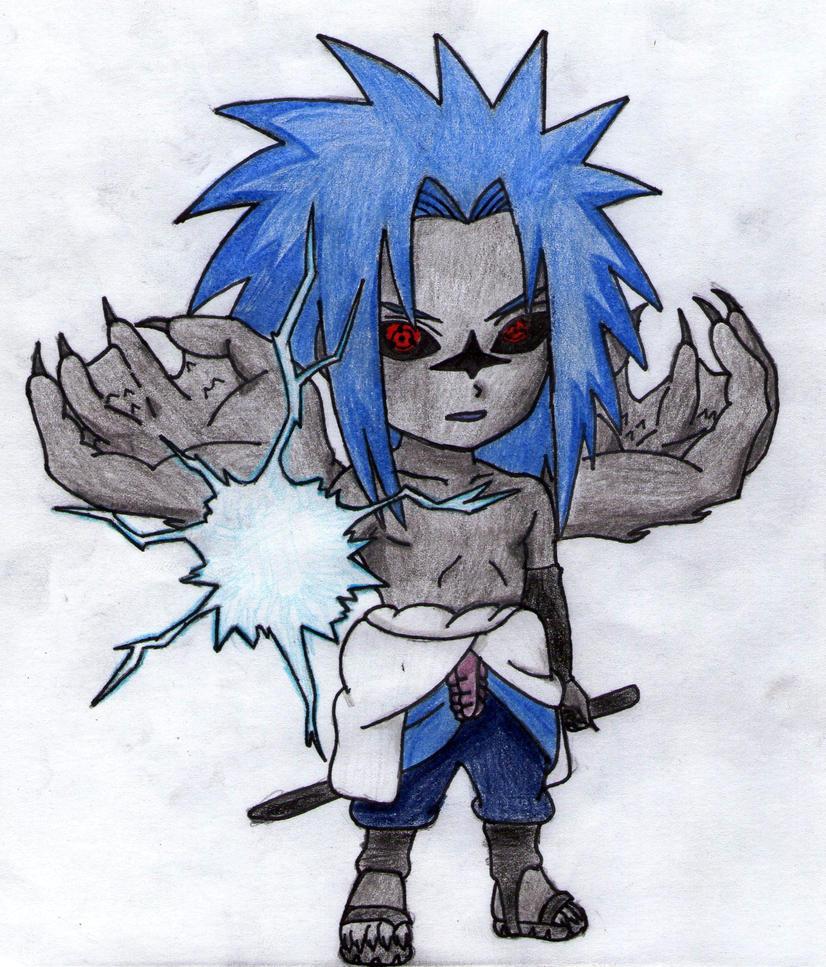 Sasuke Curse mark 2 chib by thesexychurro on DeviantArt