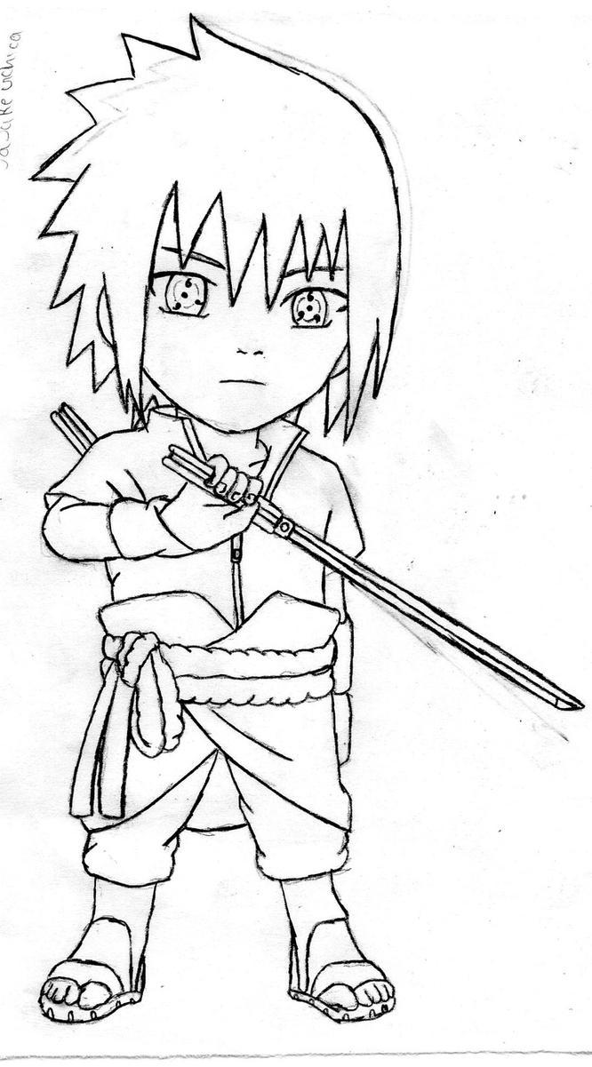 Sasuke uchiha chibi by thesexychurro on deviantart for Chibi naruto coloring pages