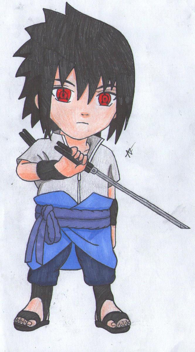 sasuke uchiha chibi by thesexychurro on deviantart