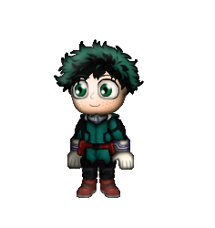 Adventure Deku by cihlen
