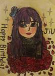 Happy 26th birthday JiU!