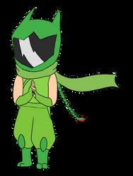 Green Ranger Rei!!