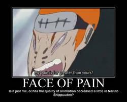 Naruto motivational poster by Cazarir