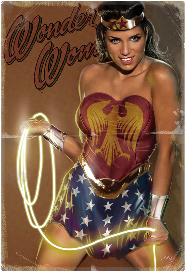 Wonder Woman 1941 by axlsalles