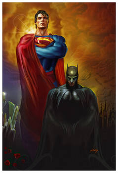 Superman and Batman 2017