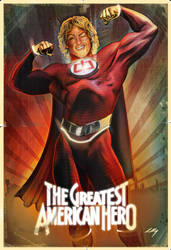 The Greatest American Hero 2017 by axlsalles