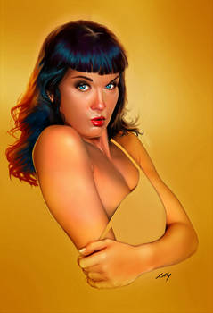Bettie Page 2019