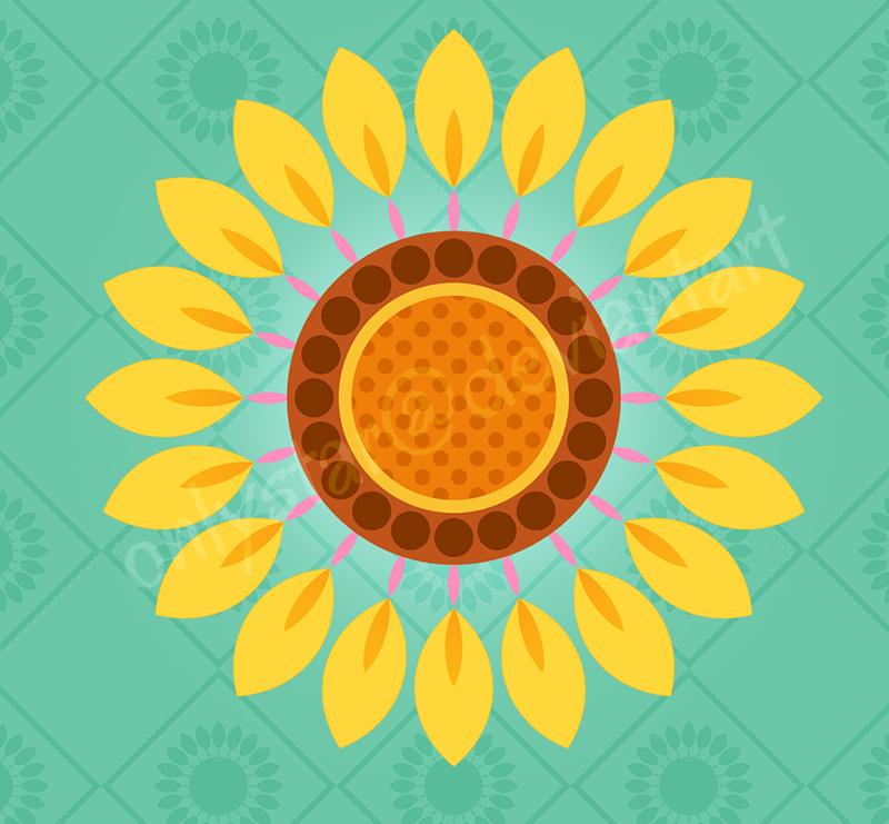 Anna's Frozen Fever Sunflower by Onlystar on DeviantArt