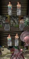 I Dream of Lara 93-117 by BastionCon