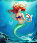 Ariel and Goldeen