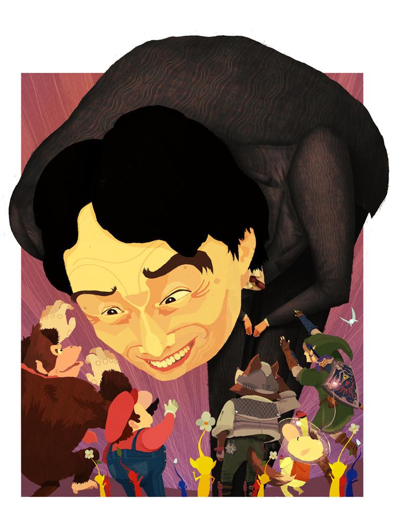 Mr. Miyamoto by ftongl