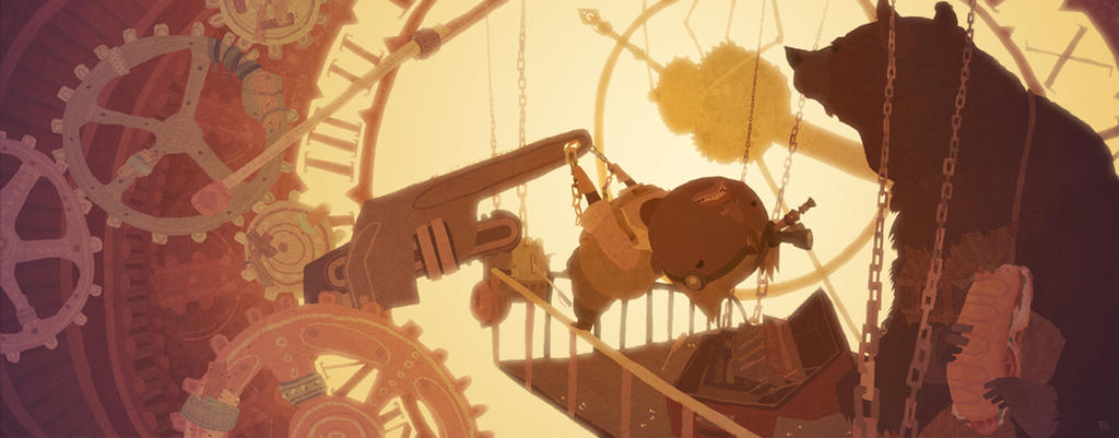 Clockwork by ftongl