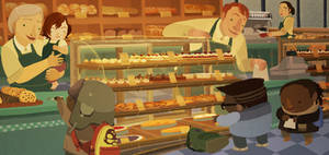 Fat Peach's Bakery