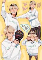Tae - Go Go by Uxia15