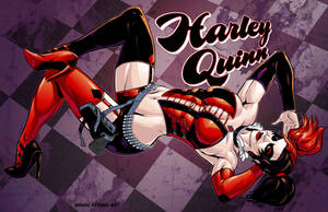 Harley Quinn Suicide Squad  by BrianAtkins