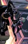 Batman Vs Joker Print