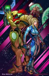 Metroid: Samus