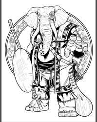 Loxodon Druid