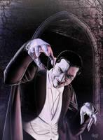 Bela Lugosi-Dracula by Soussherpa
