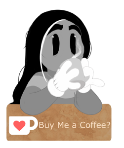 BuyMeACoffeeDoll sm