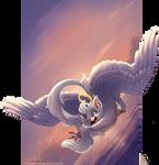 Kitchiki Chibi by BlazingBlackMage