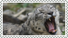 snow leopard stamp 2 by bulletblend