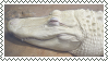 albino alligator stamp by bulletblend